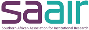 SAAIR – Southern African Association for Institutional Research - Promoting institutional research, training and development
